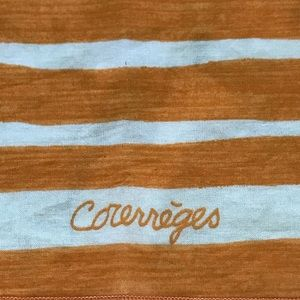 Courrèges Accessories - Authentic Courrèges Vintage Scarf